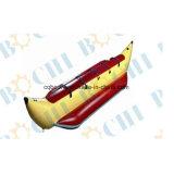 Модная увеличенная раздувная шлюпка банана