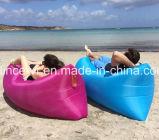 Кровать спать раздувной софы Lounger пляжа ленивая с носит мешок