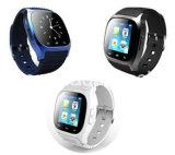 Smartwatch M26 с SMS напоминает вахту пригодных для носки приспособлений шагомер франтовской