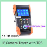 3.5 Inch TFT LCD IP Camera Tester mit Tdr Cable Test Function