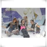 De opblaasbare die Bol van de Sneeuw door Grote Wereld Inflatables in 2009 wordt gecreërd