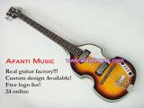 Basse électrique de guitare basse de violon (Afanti AFEB118)