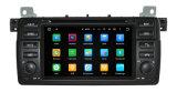 Hla DVDは無線の音声とのBMW E46 M3 3シリーズDVD GPSのための2 DINのタッチ画面車のDVDプレイヤーを卸し売りする