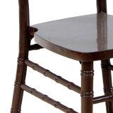 판매에 단단한 나무 마호가니 Chiavari 싼 의자