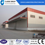 Almacén caliente de la estructura de acero de la venta del bajo costo