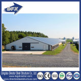 10000-30000마리의 닭을%s Prefabricated 가금 농장 집의 다른 유형