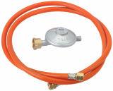 Газовый регулятор давления LPG с шлангом Dvgw (C30G12G50)