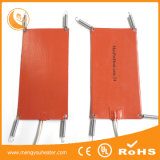 300X300 calefator da borracha de silicone do controle de temperatura do termostato 12V