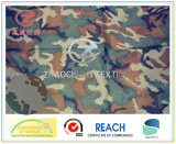 Police Uses (ZCBP027)를 위한 500d Nylon 옥스포드 PU Coated Camouflage Printed Fabric
