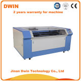 Graveur de papier de plastique de verre acrylique de gravure de découpage de laser de CO2 de Leather/MDF