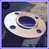 Flanges inoxidáveis da tubulação de aço da flange Pn16 da garganta da solda do forjamento do fabricante de China