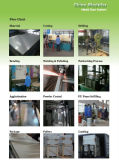 Металл одетое Door для Camps & Caravans (CHAM-RVD001)
