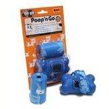 Мешок дерьма собаки HDPE устранимый пластичный