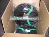 Gainer à haute tension de fibre de verre en caoutchouc de silicone (FRS)