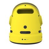 Robot de contrôle de vidéo surveillance de garantie