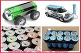 Laser auto solar sin necesidad de mantenimiento de la fibra del soldador del laser de la batería