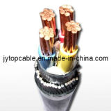 Niedriges Voltage Electrical Cable LV Armoured Cable 1kv Electric Cable PVC Insulated Steel Wire Armored Cable 1kv Cu/PVC/Swa/PVC Electrical Cable