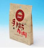 Bolsa de papel del botín de la bolsa de papel del convite del partido del muñeco de nieve