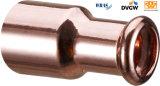 Réducteur hommes-femmes de cuivre d'ajustement de presse