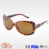O melhor óculos de sol de Polarized de Designer Promotion Fashion Women com CE Certificate