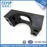 Анодированная чернота частей CNC металла точности подвергая механической обработке