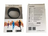 Podómetro do Wristband da alta qualidade do produto novo