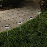 Indicatore luminoso alimentato solare del prato inglese del diamante del giardino (RS002)