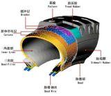 1840dtex / 2 Nylon6 tecido de fio de pneu moitado
