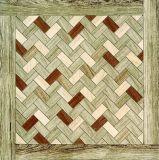 Teppich-Blick-Fliese-rustikale Fußboden-Fliese-Gleitschutzwohnzimmer-Fliese