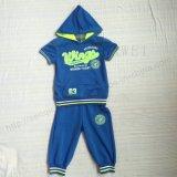 Износ костюма спорта детей мальчика способа в одеждах малышей для одеяния Sq-6231