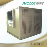 De centrifugaal Koeler van de Lucht van het Roestvrij staal van het KoelSysteem van de Ventilator Industriële Verdampings