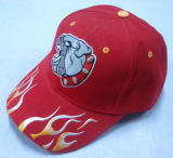 3D 로고를 가진 싼 야구 모자 Bb215
