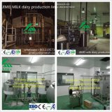 Schlüsselprojekt-Überseeservice-Milch-Puder-Produktion- von Ausrüstungsgegenständenzeile das Molkereimagermilchpulver drehen, das Verarbeitungsanlage-Maschinerie herstellt