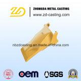 Preiswertestes Minenmaschiene-Gussteil mit legiertem Stahl durch Forging