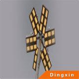 15m de LEIDENE Hoge Verlichting van de Mast met 200W de LEIDENE Lamp van de Vloed (dx-75DA)