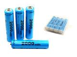 Батарея AAA, перезаряжаемые батарея