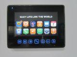 Telefono del portello del video a colori con la registrazione (M1907B)