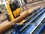 8 Mittellinien-Edelstahl-Rohr-Kohlenstoffstahl-Rohr-Ausschnitt und abschrägenmaschine