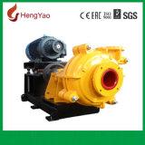 Dovere orizzontale di sollevamento che estrae la pompa centrifuga dei residui