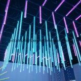 Verticale Lichte 3D LEIDENE van de Buis DMX van de Meteoor Buis