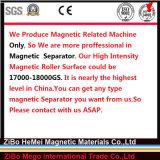 Magnetisches Trennzeichen für Quarz, Silikon-Sand, Feldspat, aufbereitender Gummireifen, aufbereitende Mineralmaschine