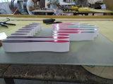Афиши индикации печатание цифров тавра компании торгового центра цветастые акриловые