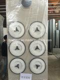 Colector de polvo del cartucho para la eliminación del polvo de la fundición