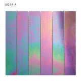 Плитка Backsplash мозаики мозаики бирюзы прямоугольника пурпуровая
