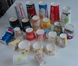 Maquinaria revestida de las tazas de papel del PE
