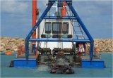 Dragueur d'aspiration de coupeur hydraulique (CDD 250)