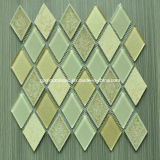 Glass (OYT-S08)の300*300*8mm Ice Crackle Ceramic Mosaic Tiles