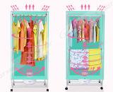 Gewebe-Garderobe PTC, die elektrischen Wäschetrockner (HF-F9T, erhitzt)