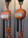 Gelegierter Stahlfahrwerkvt-manueller Kettenblock