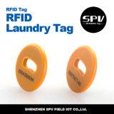 O estrangeiro H3 do Tag da lavanderia de RFID PPS Waterproof ISO18000-6c